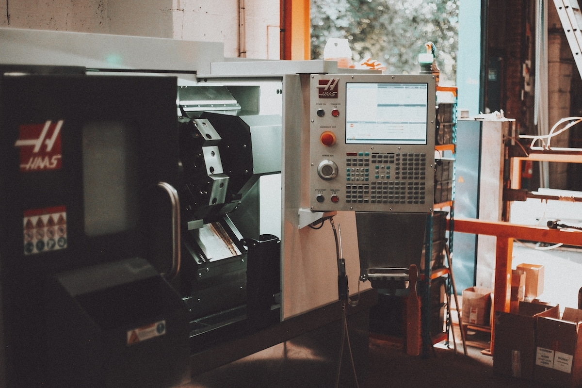 Active Tooling Haas Lathe