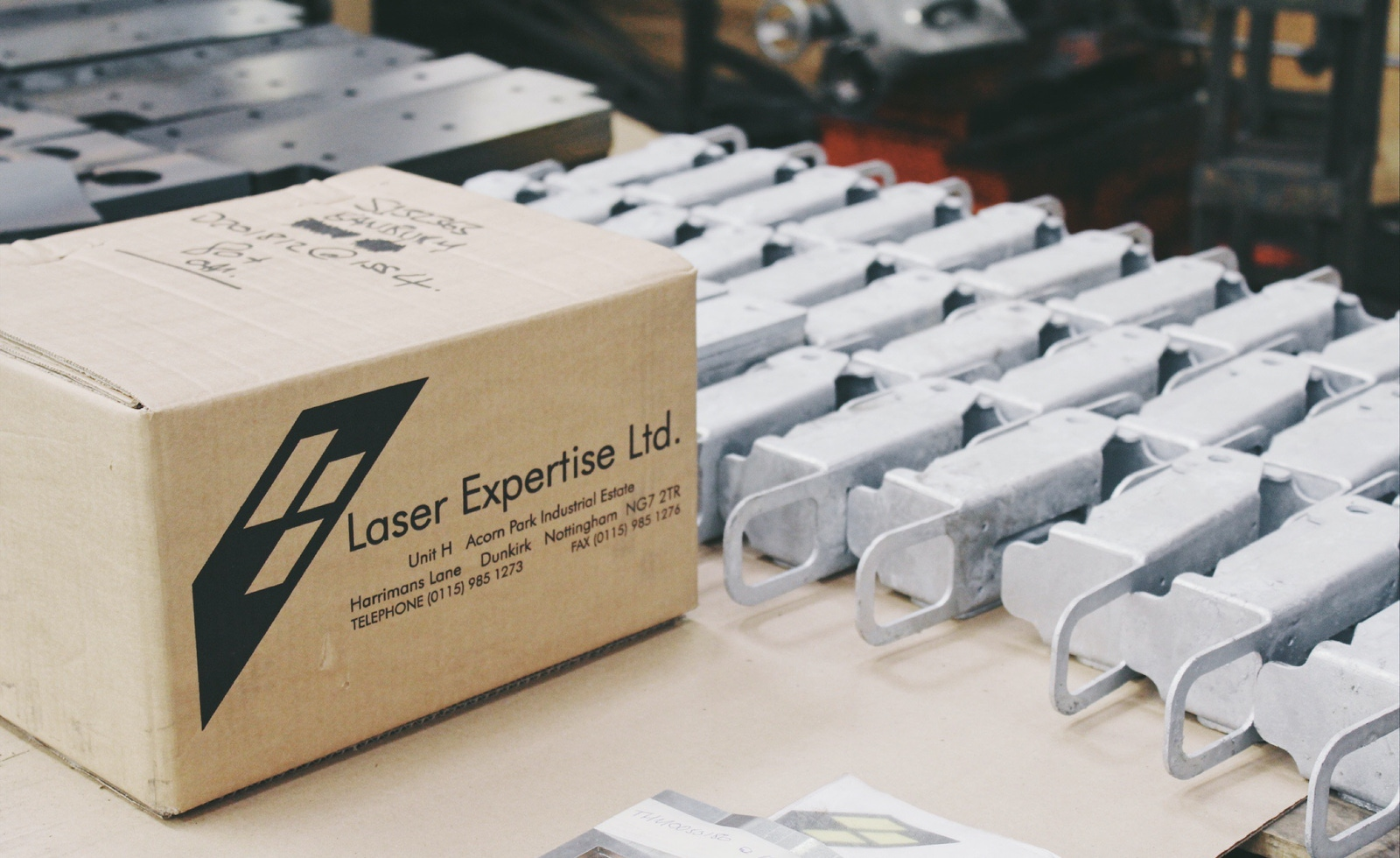 Laser Cutting and Fabrication delivered to yo