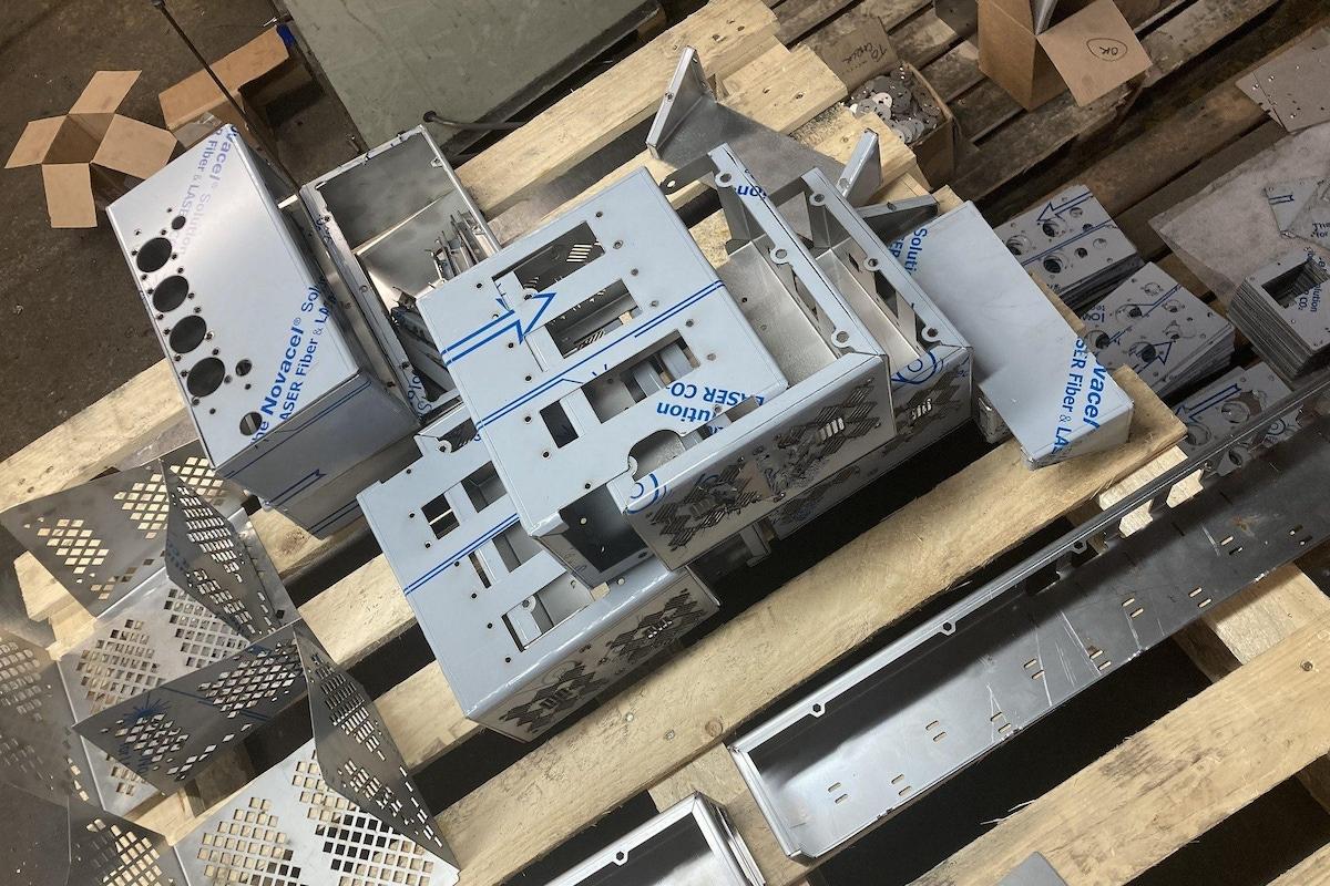 Surface Generation Fabrication
